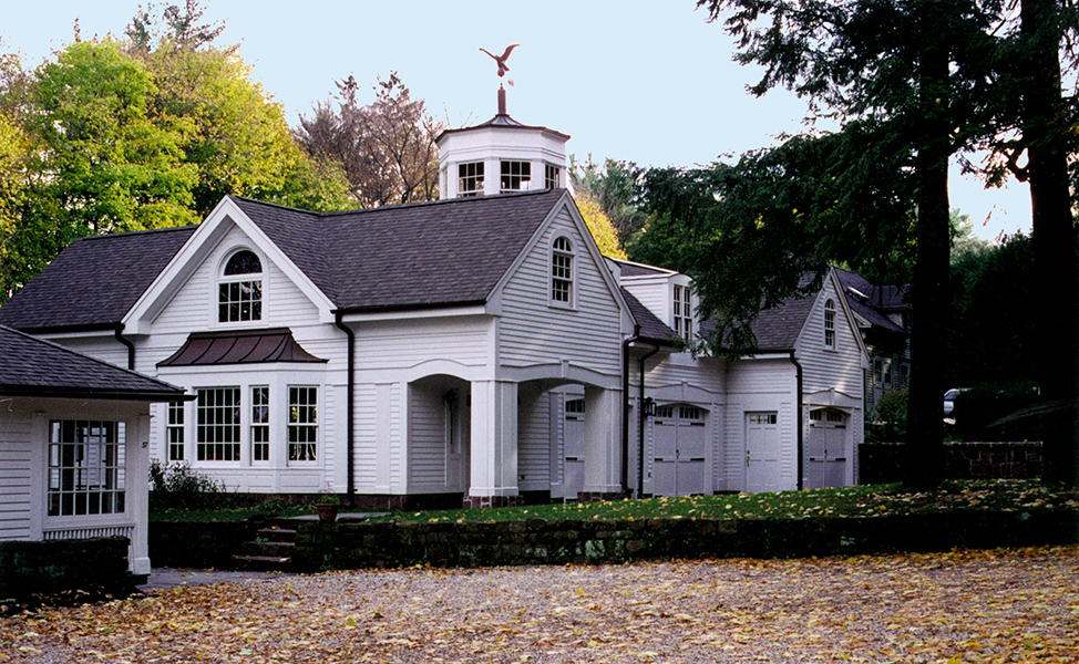 Soyster Taylor Design HOMES IN NEW ENGLAND